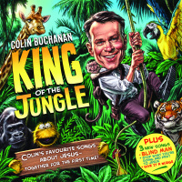who is the king of the jungle song lyrics