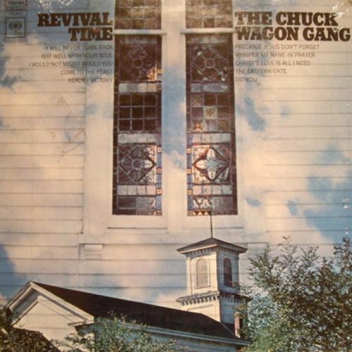 I Will Never Turn Back by The Chuck Wagon Gang - Invubu